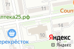 Схема проезда до компании Банкомат, Сбербанк, ПАО в Уссурийске