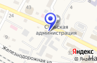 Схема проезда до компании МУП ВКХ в Вольно-Надеждинском
