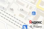 Схема проезда до компании Удача в Вольно-Надеждинском