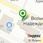 Местоположение компании Магазин детских товаров