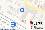 Схема проезда до компании Книжный магазин в Вольно-Надеждинском