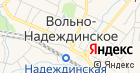 Администрация Надеждинского муниципального района на карте