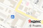Схема проезда до компании Дивизион в Вольно-Надеждинском