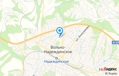 Местоположение на карте пункта техосмотра по адресу Приморский край, с Вольно-Надеждинское, ул Р.Дрегиса, д 9А