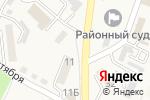 Схема проезда до компании Анна в Вольно-Надеждинском