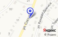 Схема проезда до компании МАГАЗИН ДЕРСУ в Вольно-Надеждинском