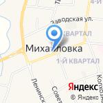 Мясная лавка на карте Михайловки