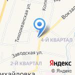 Администрация Михайловского сельского поселения на карте Михайловки