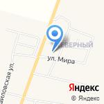 РН-Востокнефтепродукт на карте Михайловки