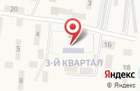 Схема проезда до компании Светлячок в Михайловке
