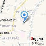 Светлячок на карте Михайловки