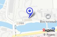 Схема проезда до компании ВЛАДИВОСТОКСКАЯ СТРОИТЕЛЬНАЯ КОМПАНИЯ во Владивостоке