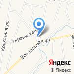 Гастроном №4 на карте Михайловки