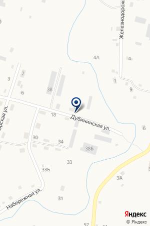 Микс на карте Михайловки