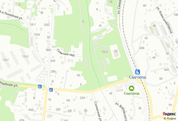 жилой комплекс ул. 2-я Линейная