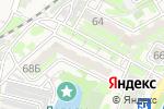 Схема проезда до компании Диспетчерская служба лифтов в Трудовом