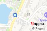 Схема проезда до компании Ткк в Трудовом