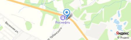 Колосок на карте Артёма
