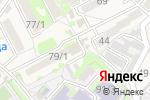 Схема проезда до компании Отделение почтовой связи №2 в Трудовом