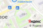 Схема проезда до компании Детская школа искусств №7, МБОУ в Трудовом
