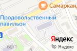 Схема проезда до компании Детский сад №123 общеразвивающего вида в Трудовом