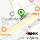 Местоположение компании ПодКрепышка