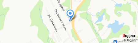 Банкомат Банк ВТБ24 на карте Артёма