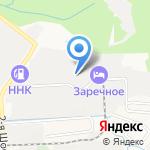 Автоуниверсал на карте Владивостока