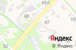Схема проезда до компании Дирижабль в Трудовом