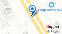 Компания ПТК на карте