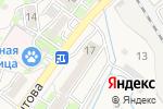 Схема проезда до компании МЕГА Дискаунтер в Трудовом