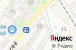 Схема проезда до компании 220 Вольт в Трудовом