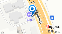 Компания Ковчег на карте