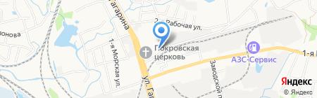 МегаПак Артем на карте Артёма