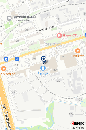 Мастер на карте Артёма