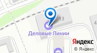 Компания Пандора ДВ на карте