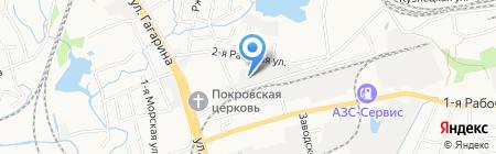 Свет-ДВ на карте Артёма