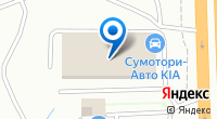 Компания Subaru на карте