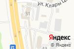 Схема проезда до компании Пельменная №1 в Трудовом