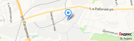 Уран на карте Артёма