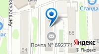 Компания Мультиком на карте