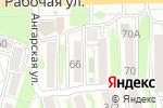 Схема проезда до компании Мультиком в Артёме