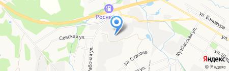 Эй-Пи Трейд на карте Артёма