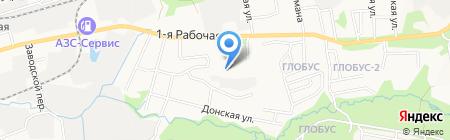Средняя общеобразовательная школа №35 на карте Артёма