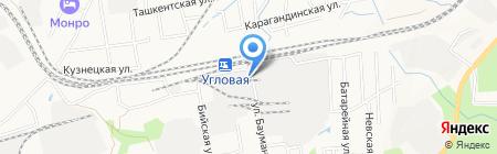 КФК-Бетон на карте Артёма