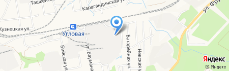 ДВ Терминал на карте Артёма