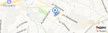 Отделение почтовой связи №4 на карте Артёма