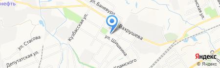 Средняя общеобразовательная школа №31 на карте Артёма