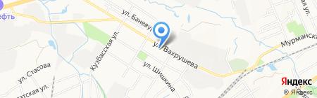 Группа УК на карте Артёма