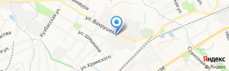 Амур Машинери энд Сервисес на карте Артёма